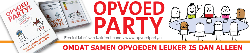 Banner-Opvoed-Party