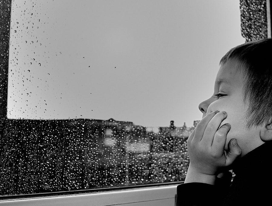 boos verdriet onzeker angst verveling