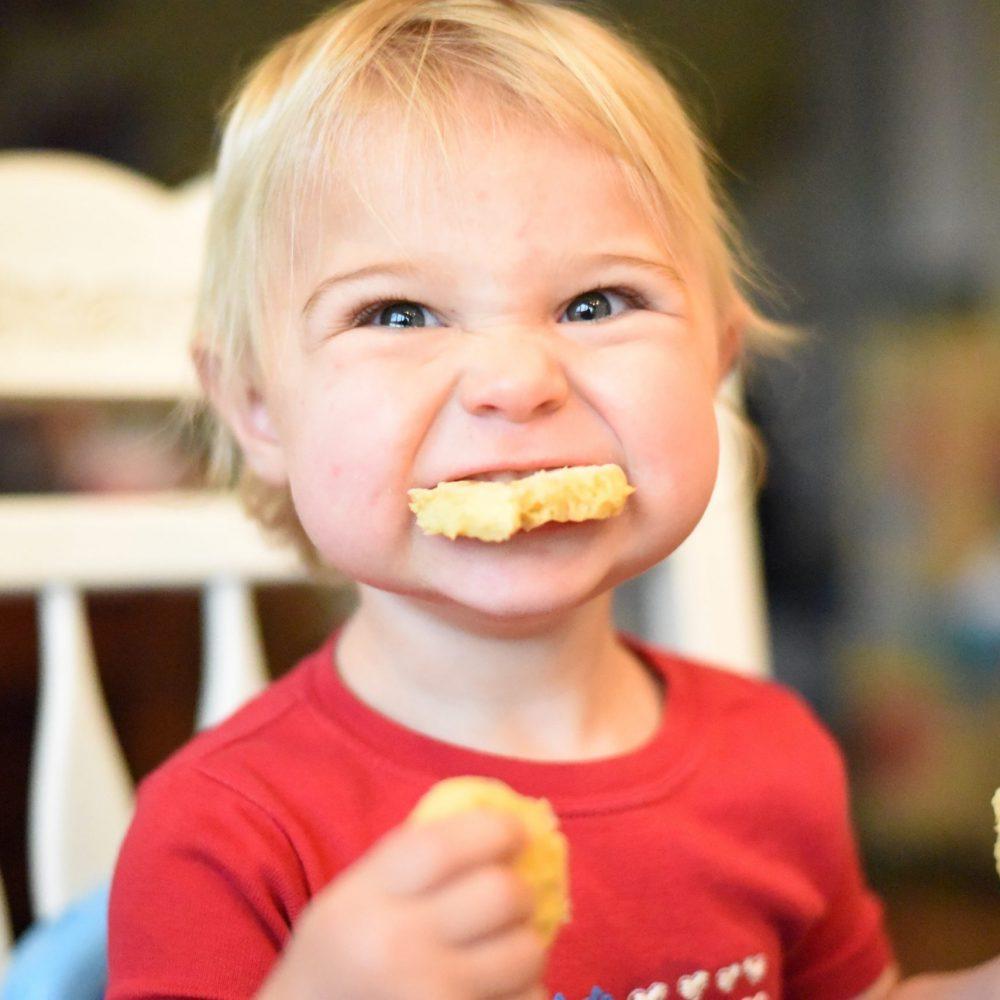 kind eten moeilijk