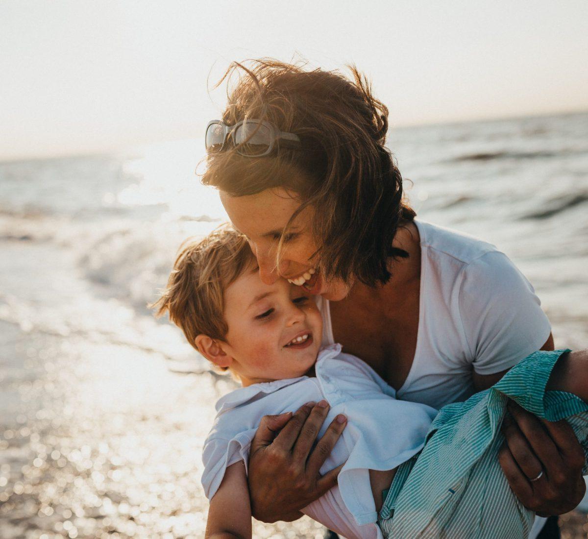 liefdevol kijken naar je kind