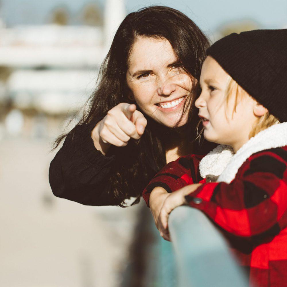 moeder kind temperament spiegel